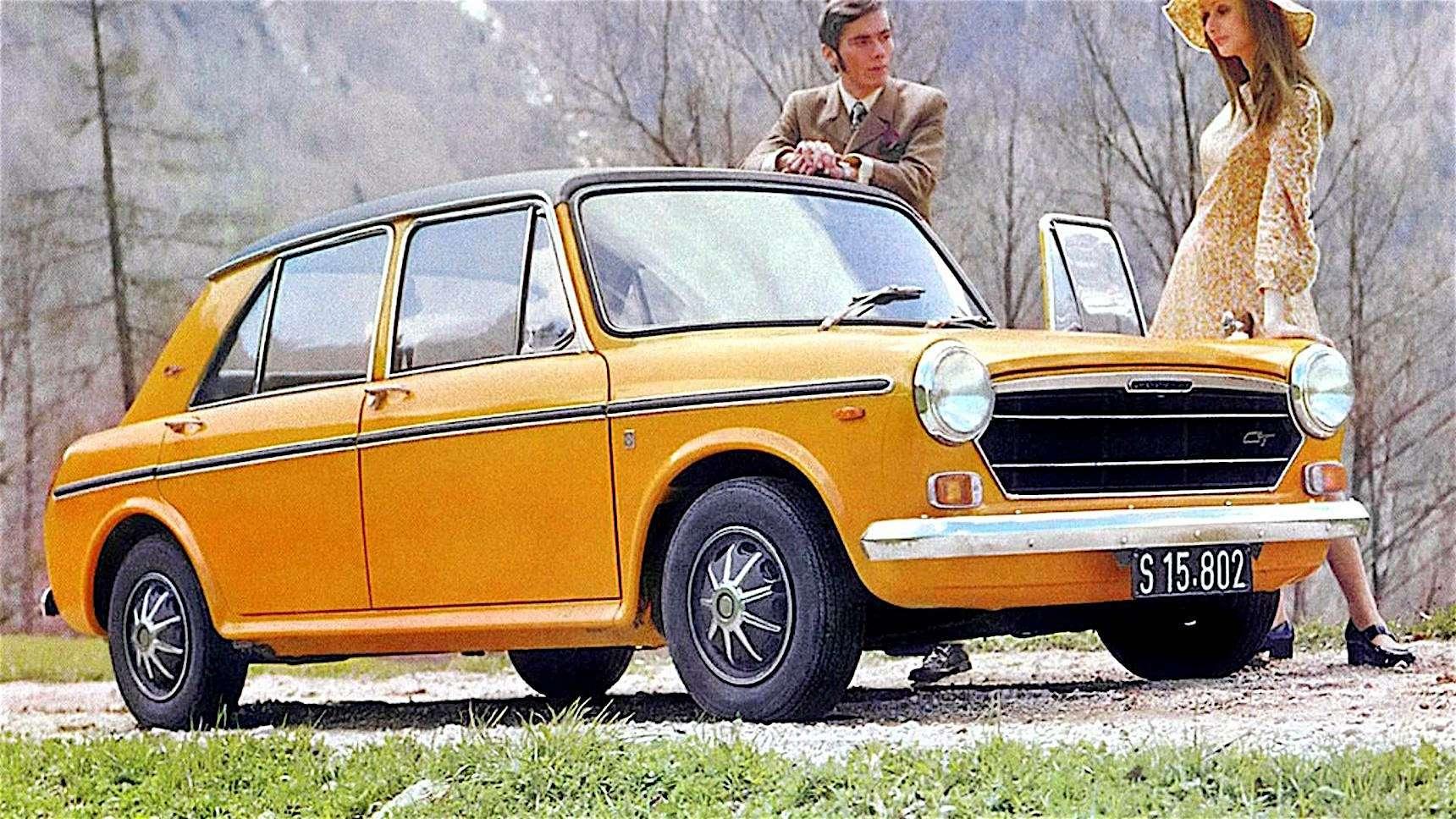 Если неFIAT: какой автомобиль мог стать первыми Жигулями— фото 574402
