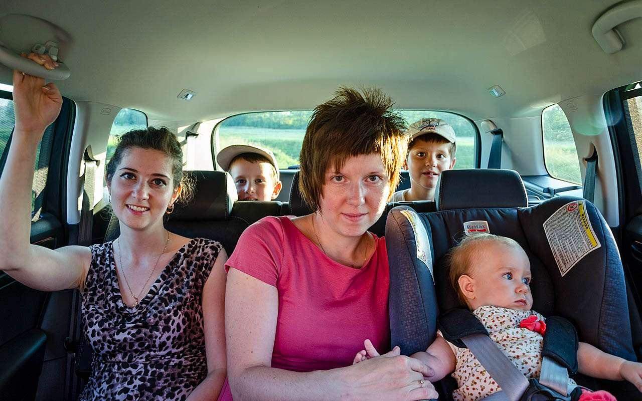 Большое путешествие наШкоде Кодиак: «однушка» наколесах— фото 814318