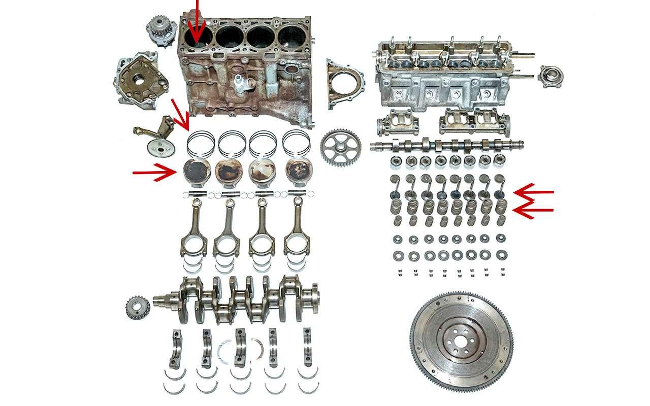 Почему двигатель «троит» ичто сэтим делать?— фото 830077