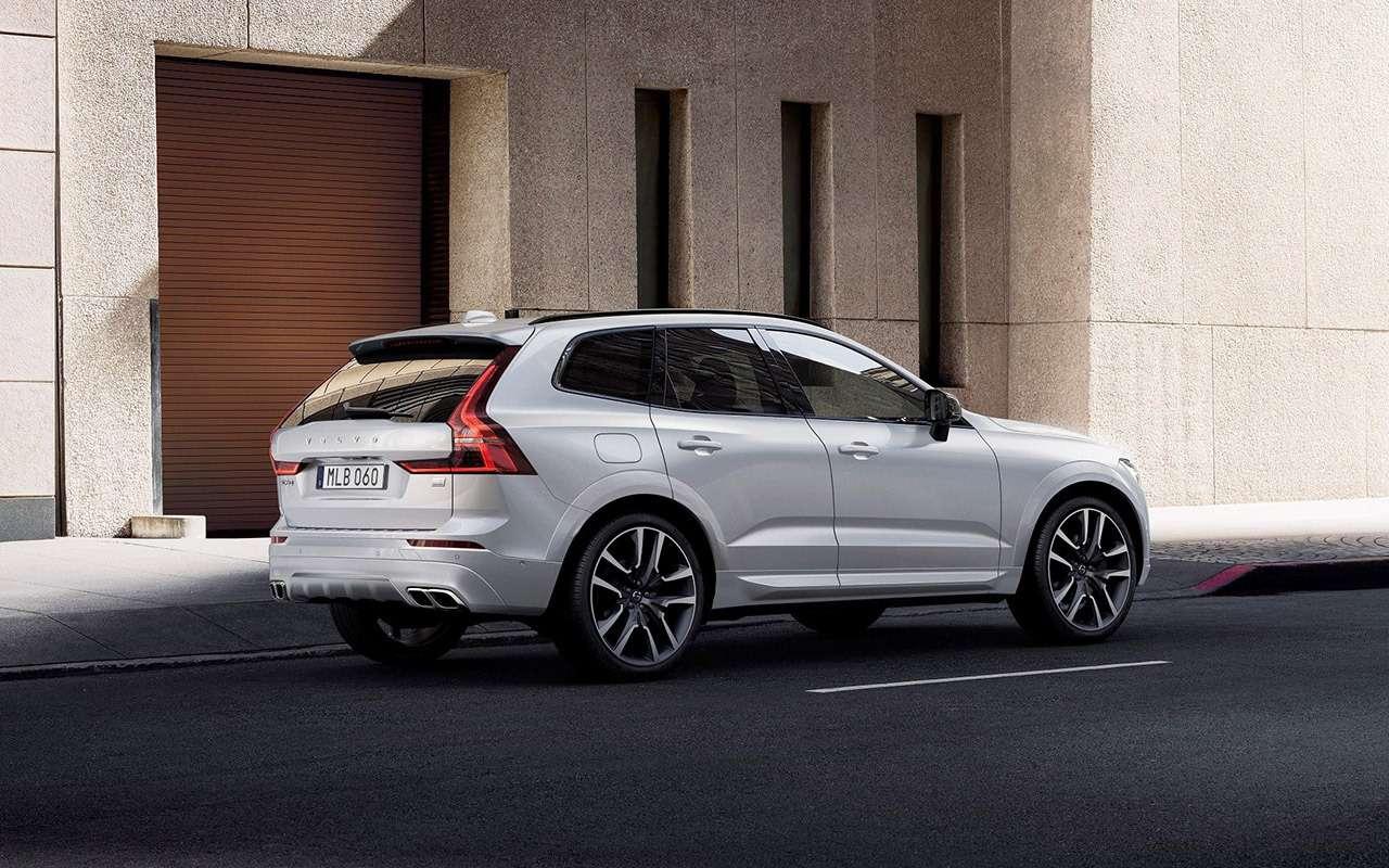 Volvo вывела нароссийский рынок бренд Recharge— фото 1126406