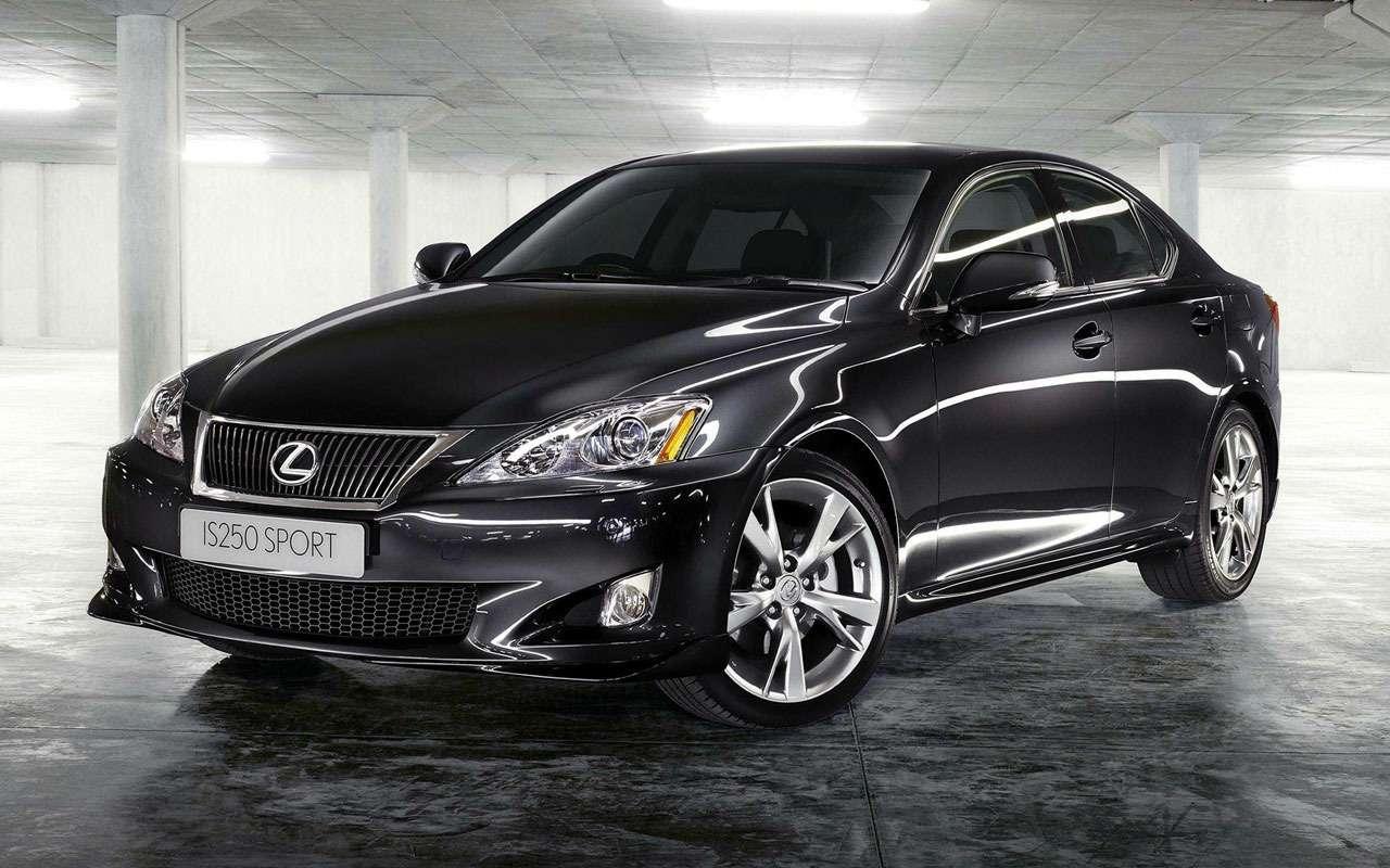 Lexus уже не тот пошел... Лучший выбор навторичке— фото 1204952