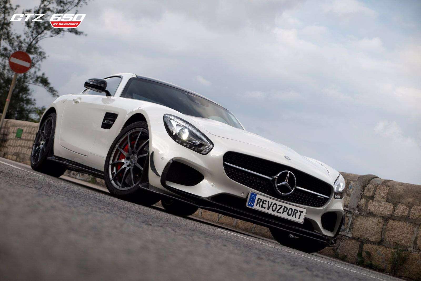 Mercedes-AMG «накурсе»: кто сказал GTR?— фото 602802
