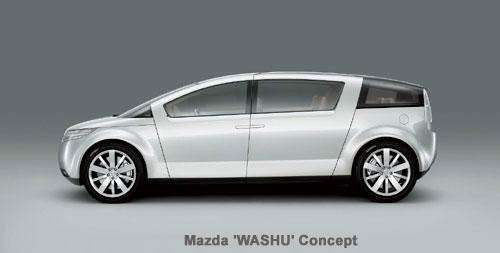Концепты Mazda считают поосени— фото 40732