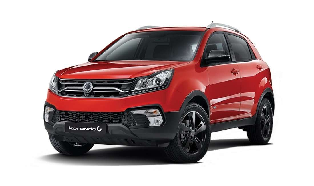 SsangYong Actyon опять обновили — фото 688695
