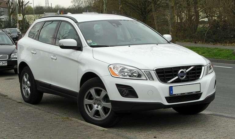 В Китае начался выпуск Volvo XC60