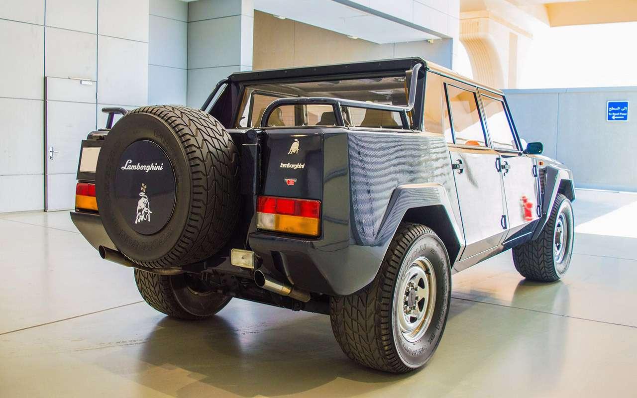 Продается ретропикап Lamborghini. Онтакой странный...— фото 1200275