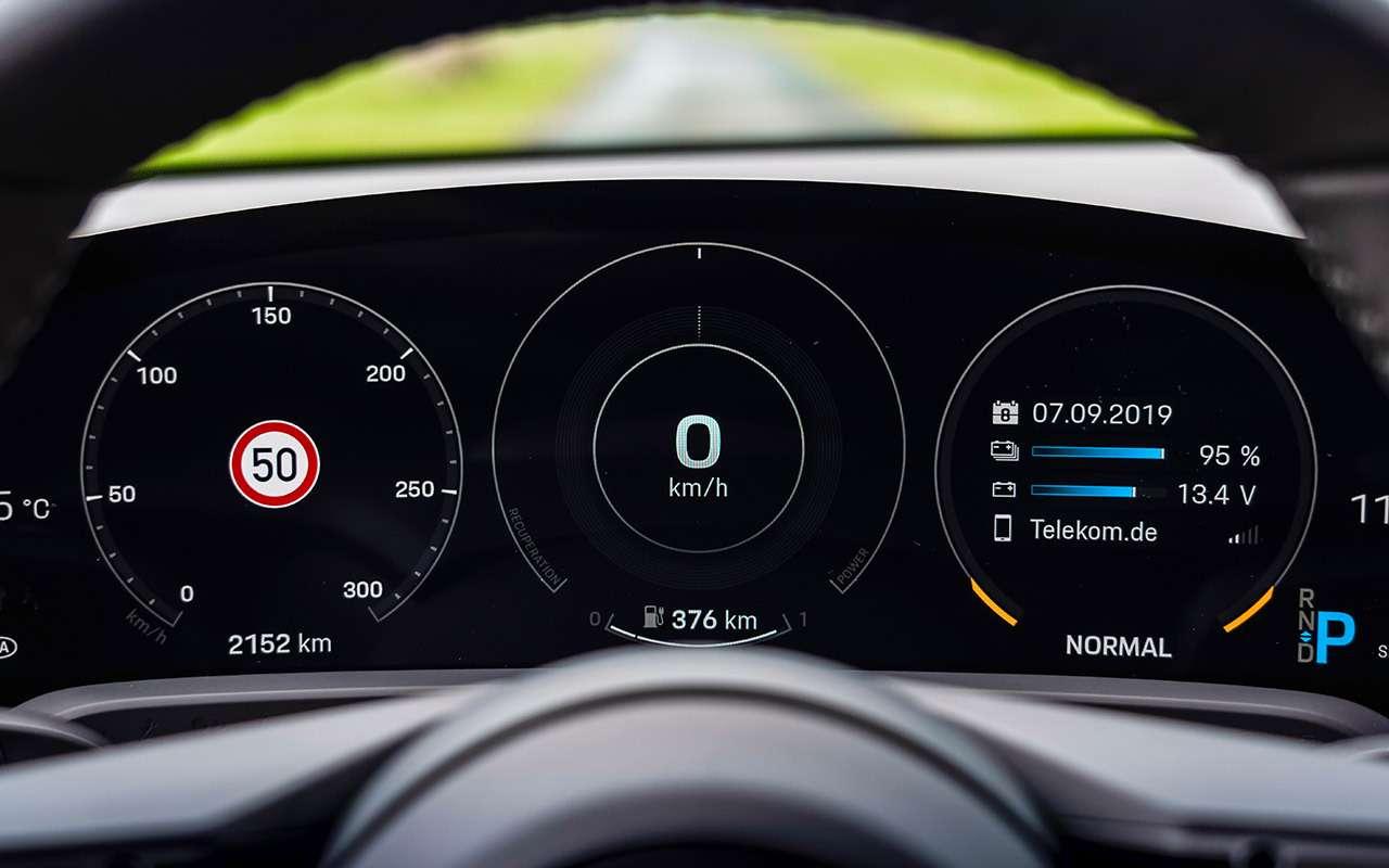 Самый мощный изсерийных Porsche: первый тест-драйв— фото 1011351