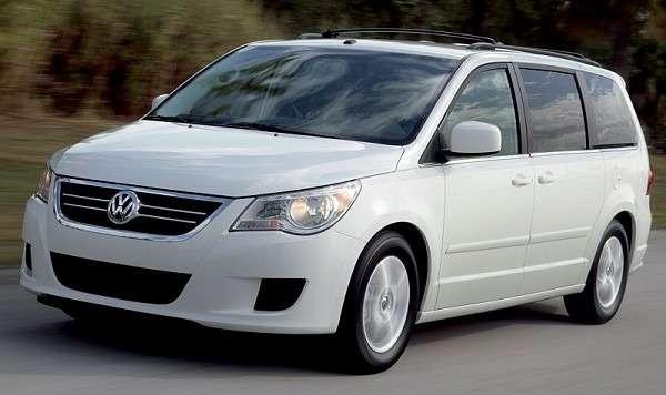 Chrysler иVWотзывают минивэны сглохнущими моторами