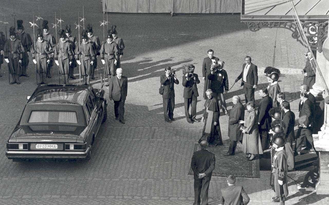 Начем ездили советские генсеки: отИльича доСергеича— фото 1035368