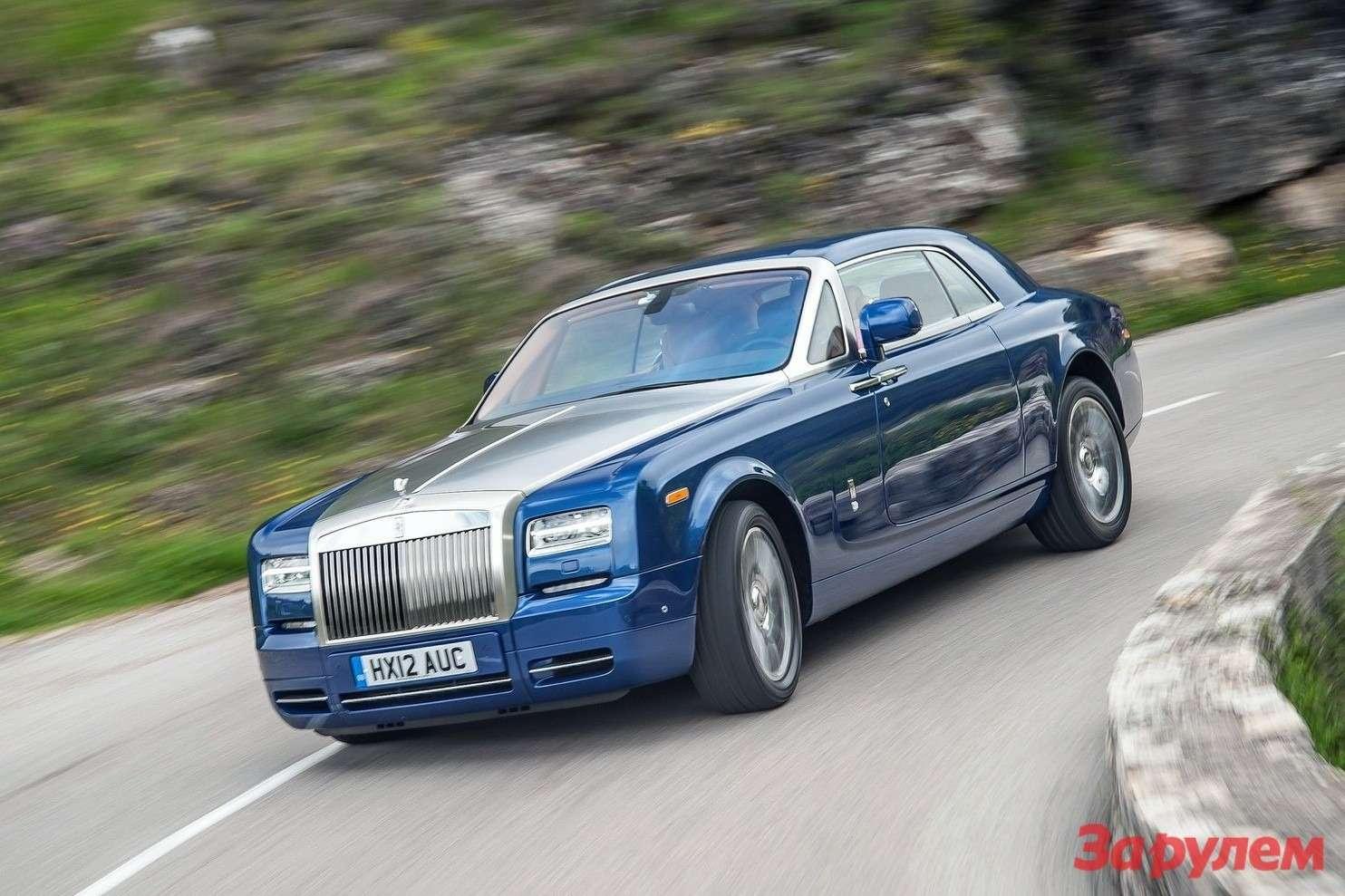 Rolls Royce Phantom Coupe 2013 1600x1200 wallpaper 13