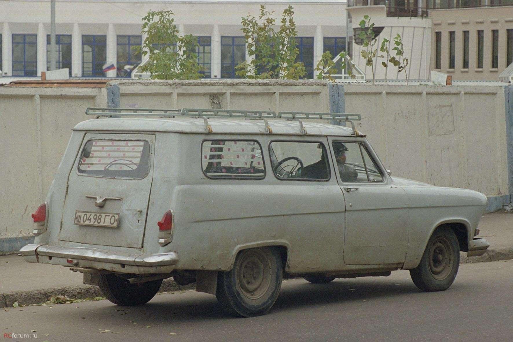 Волга— кроссовер? Десять самых необычных ГАЗ-21— фото 1244592