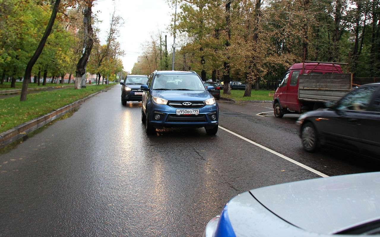 Марш-бросок через пол-России: инспекция «Зарулем»— фото 911139