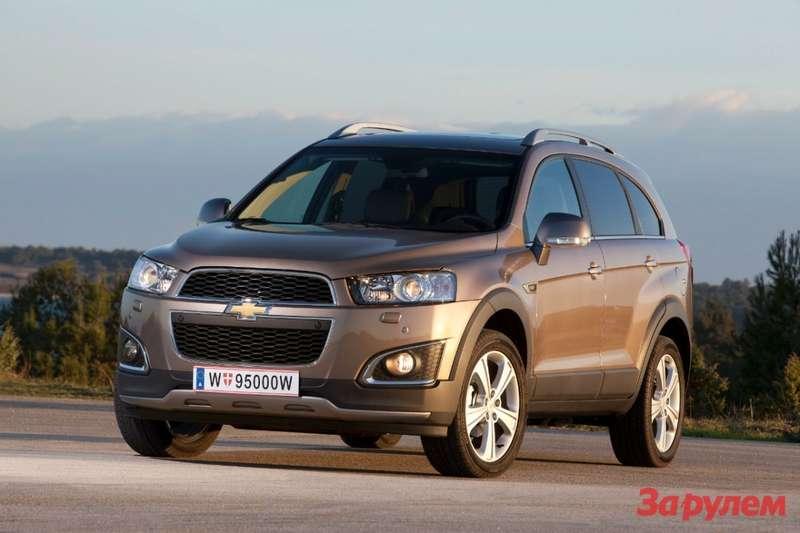 Chevrolet Captiva 285728 medium