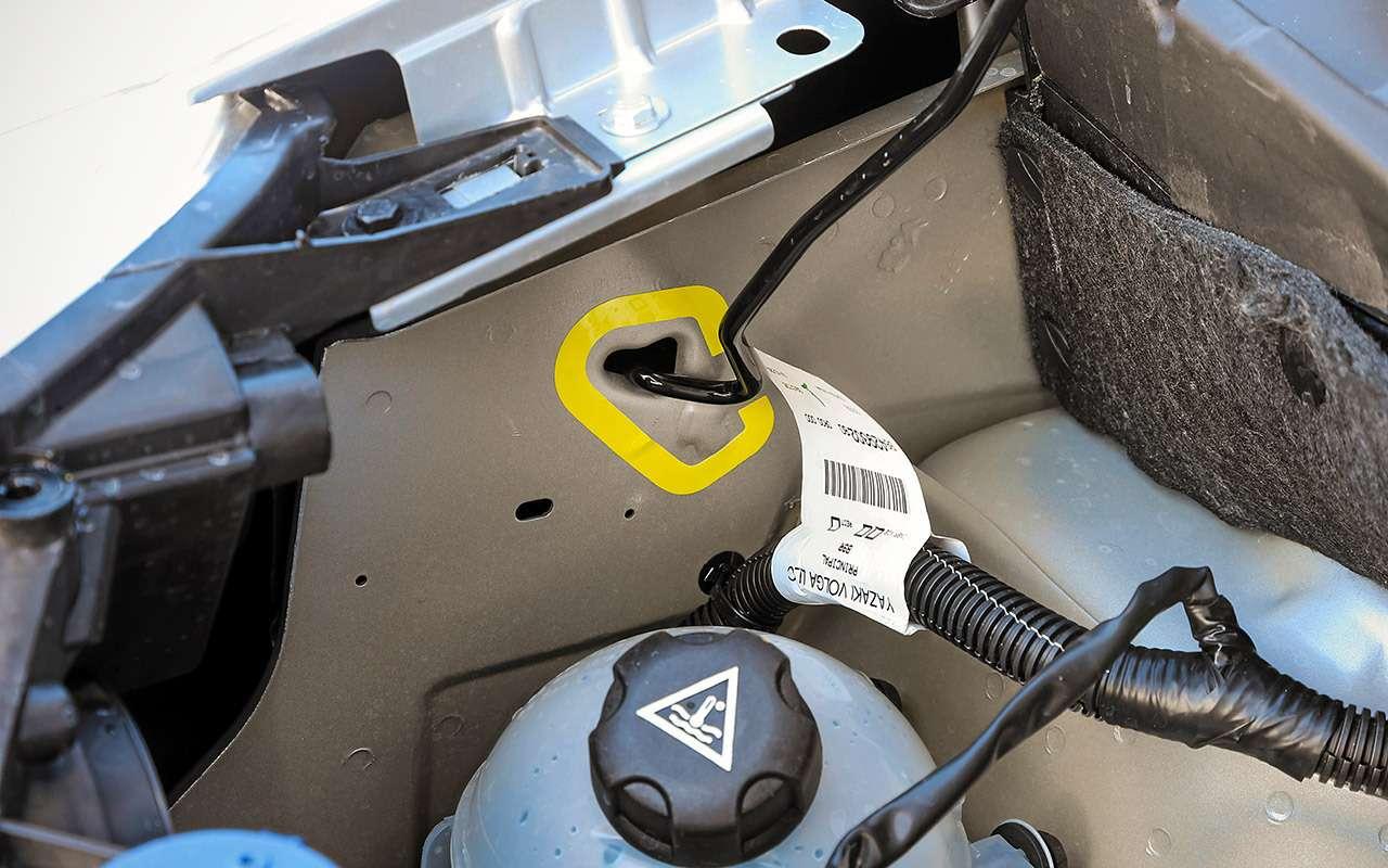 Peugeot Partner изКалуги: рассмотрели совсех сторон!— фото 1231043