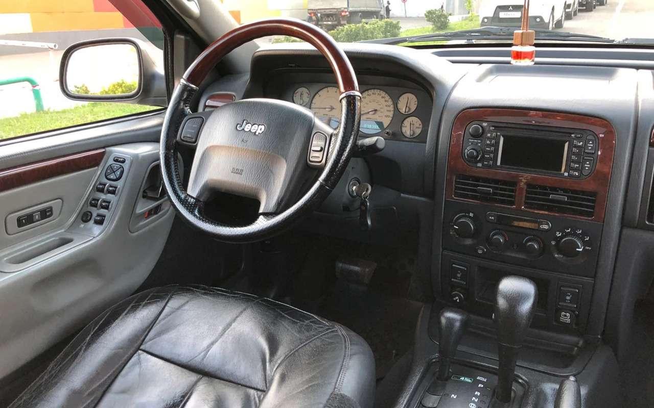 Новая Lada Granta Cross и6неплохих альтернатив навторичке— фото 981690