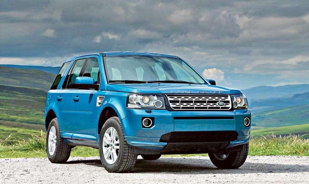 Land Rover Freelander 2.2TD4AT XS, 1500000 руб.