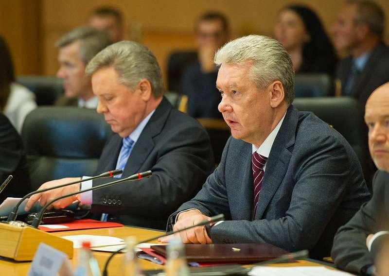 Совместное заседание Объединенной коллегии исполнительных органов государственной власти Москвы иМосковской области