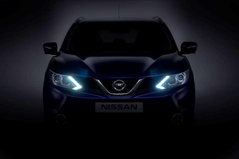 Nissan опубликовал новый тизер кроссовера Qashqai