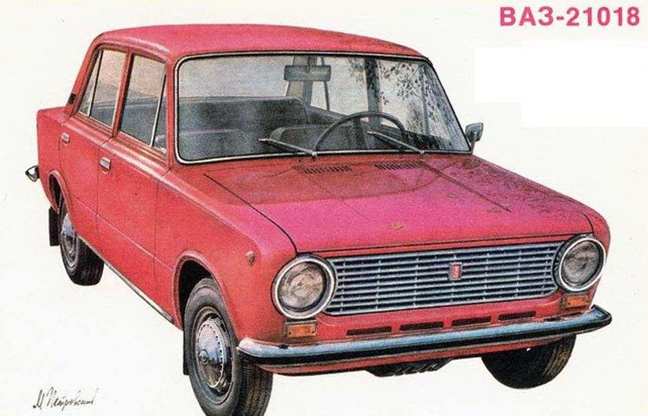 Моторы длямашин-догонялок КГБ: ихделали наВАЗе!— фото 1242396