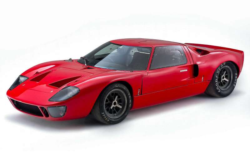 Ford GT40, 1966-1969