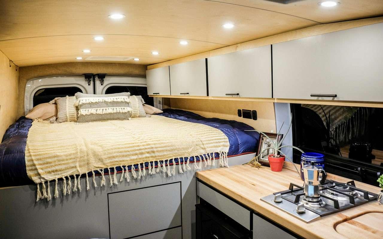 Винсент Ван-Гоу: недорогой дом дляпутешествий с... собакой— фото 996753