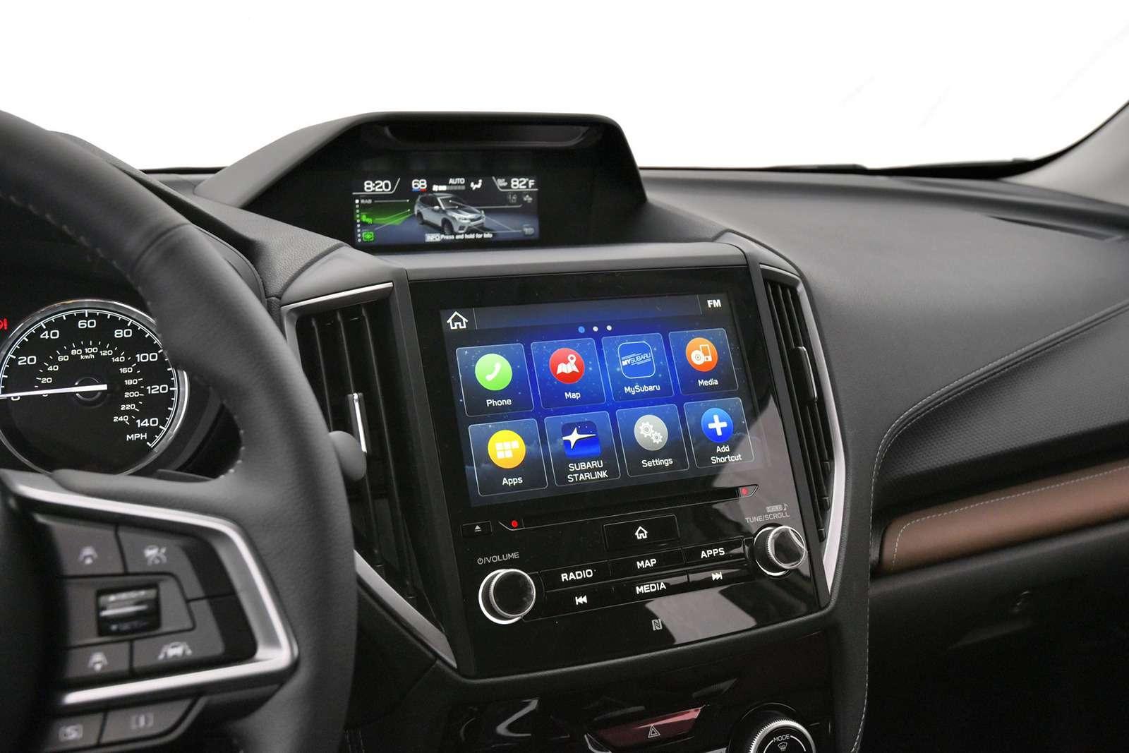 Subaru представила новый Forester. Нет, ондействительно новый!— фото 858014