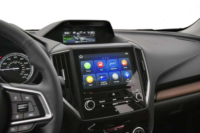 Subaru представила новый Forester. Нет, ондействительно новый!