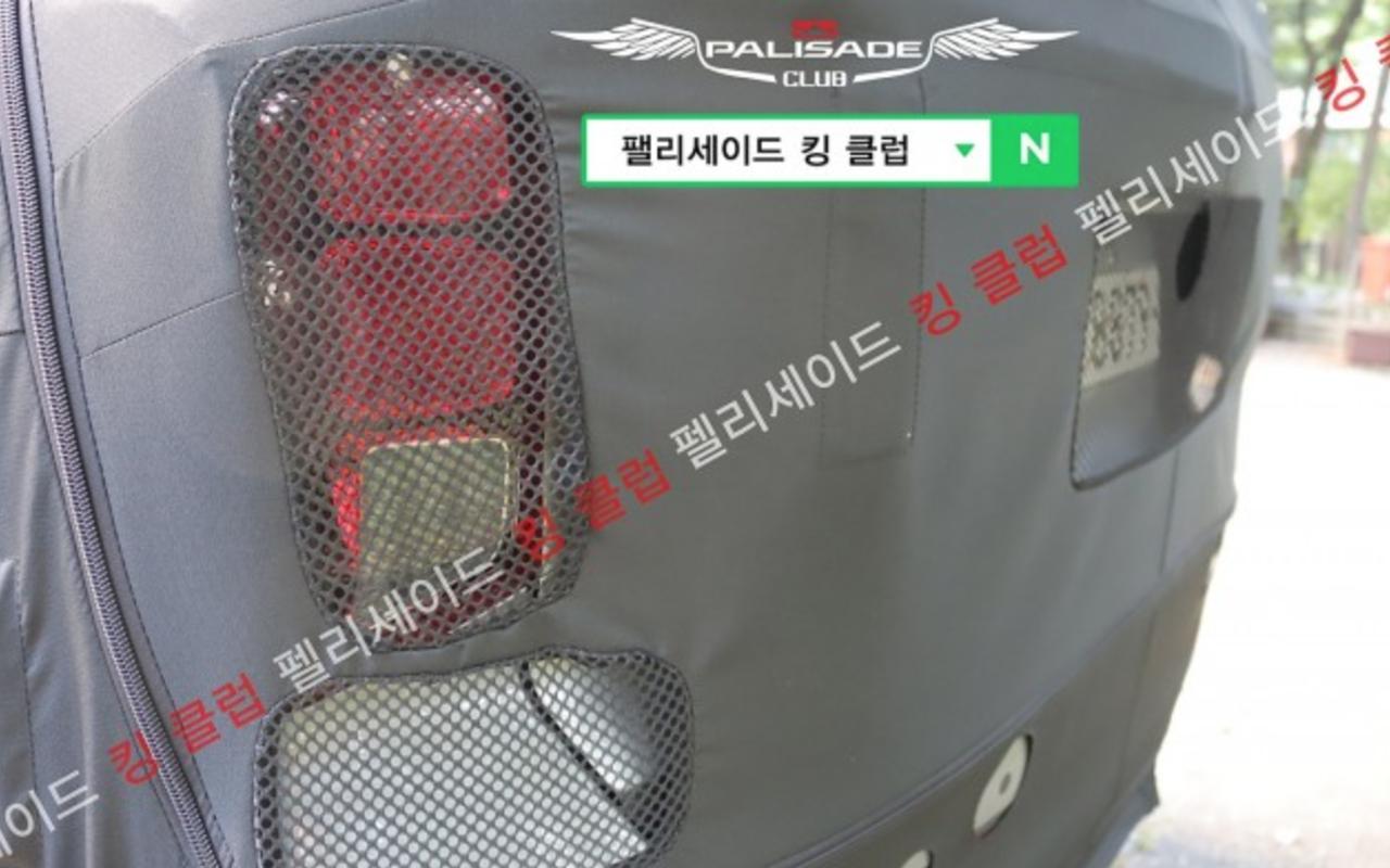 Hyundai Palisade: скоро обновление— фото 1274809