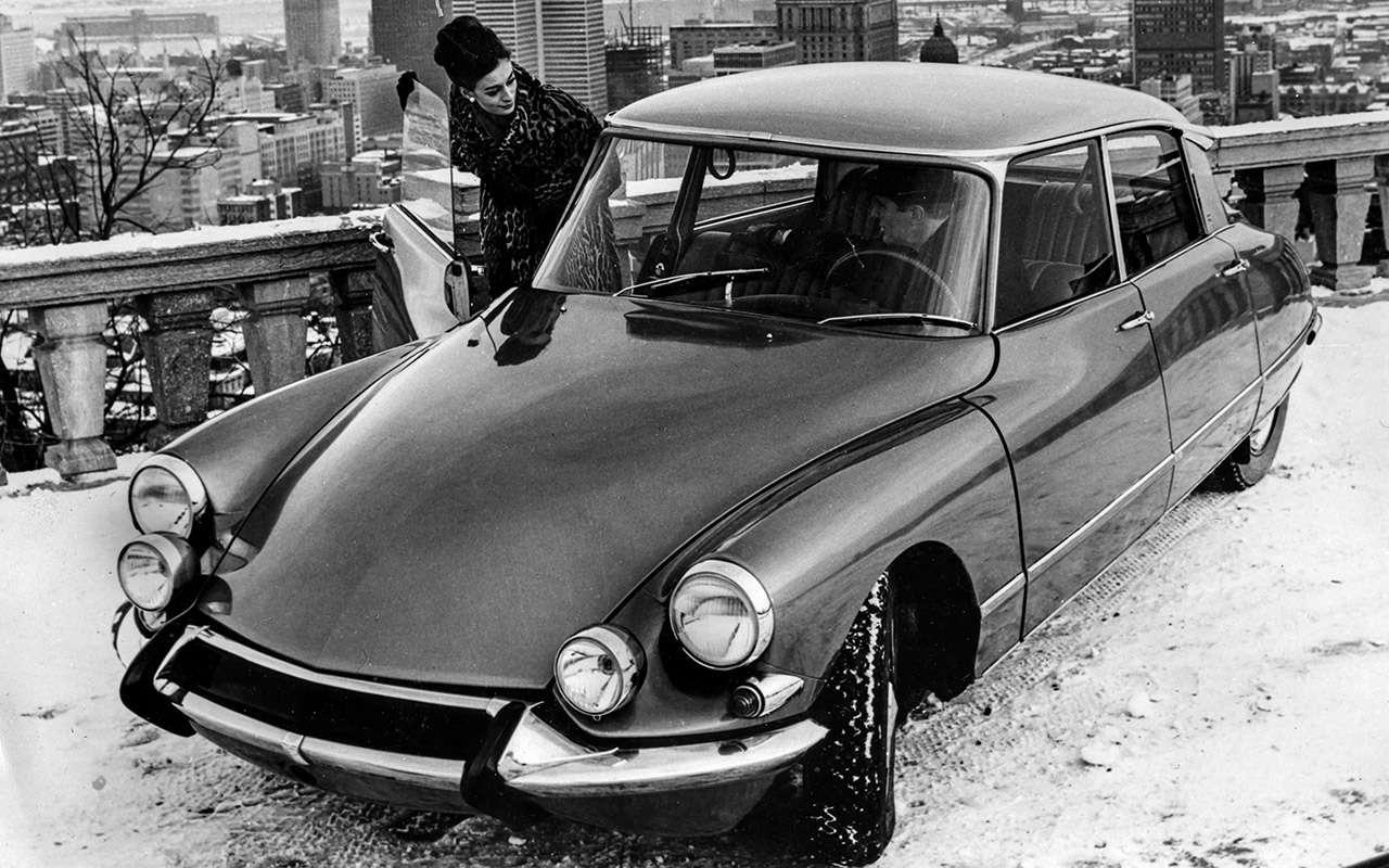 Самый массовый автомобиль Франции— ретротест местной Лады— фото 994517