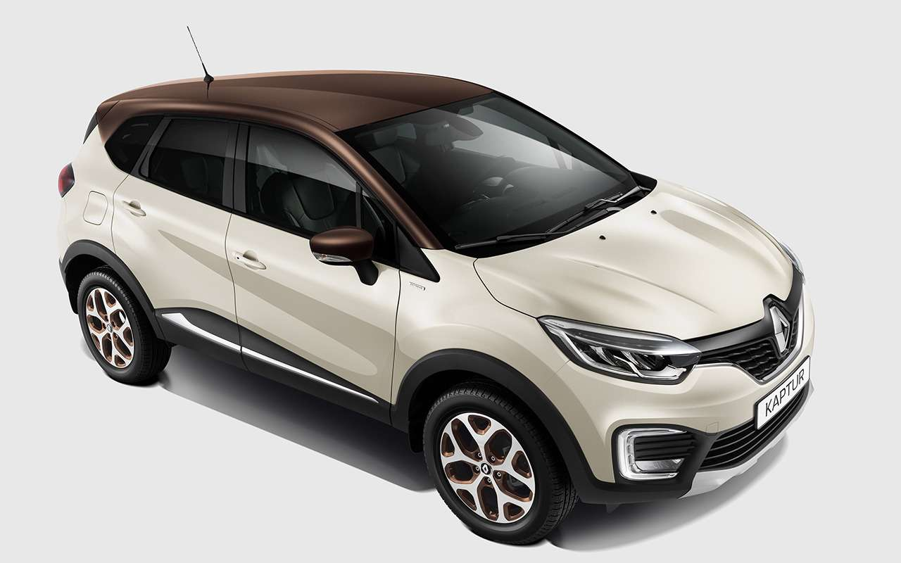 7 причин задуматься опокупке Renault Kaptur висполнении Extreme— фото 942354
