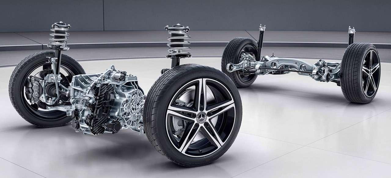 Новый Mercedes-Benz А-класса— первая встреча— фото 853346