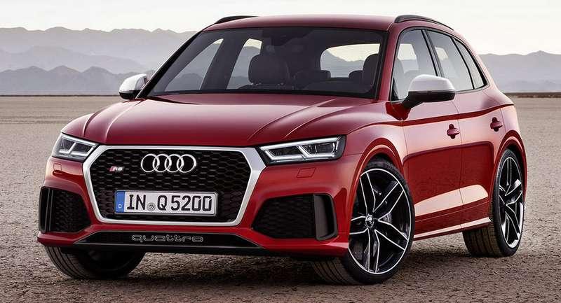 Кросс-монстр: Audi RSQ5наводит марафет кЖеневе