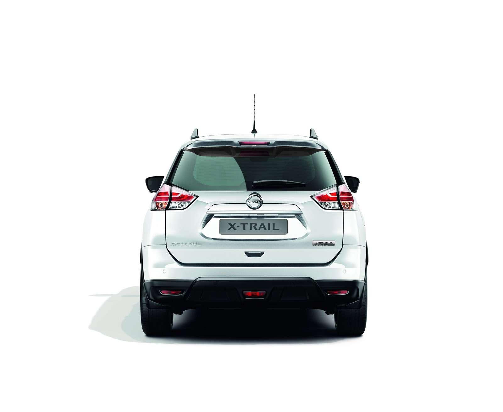 Nissan X-Trail основательно подготовился кзиме— фото 672072