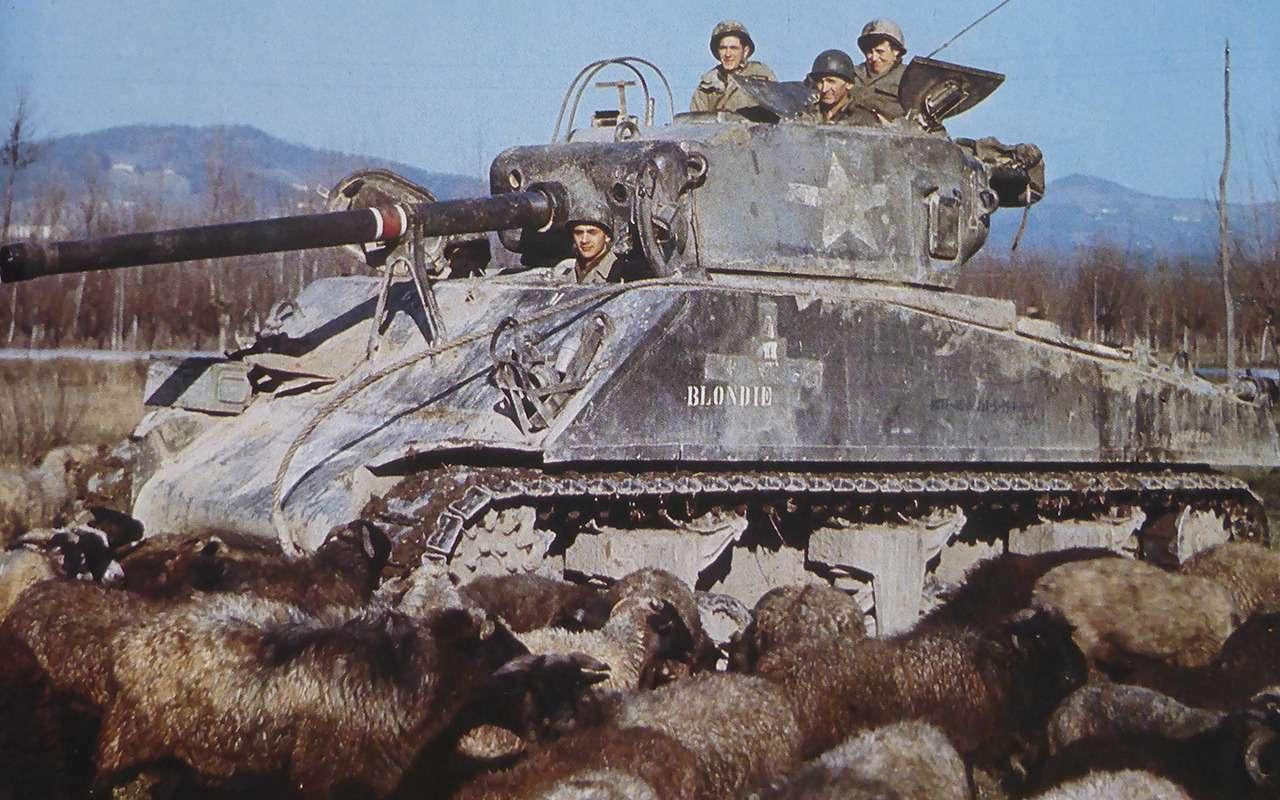 9 лучших танков XXвека— фото 979092