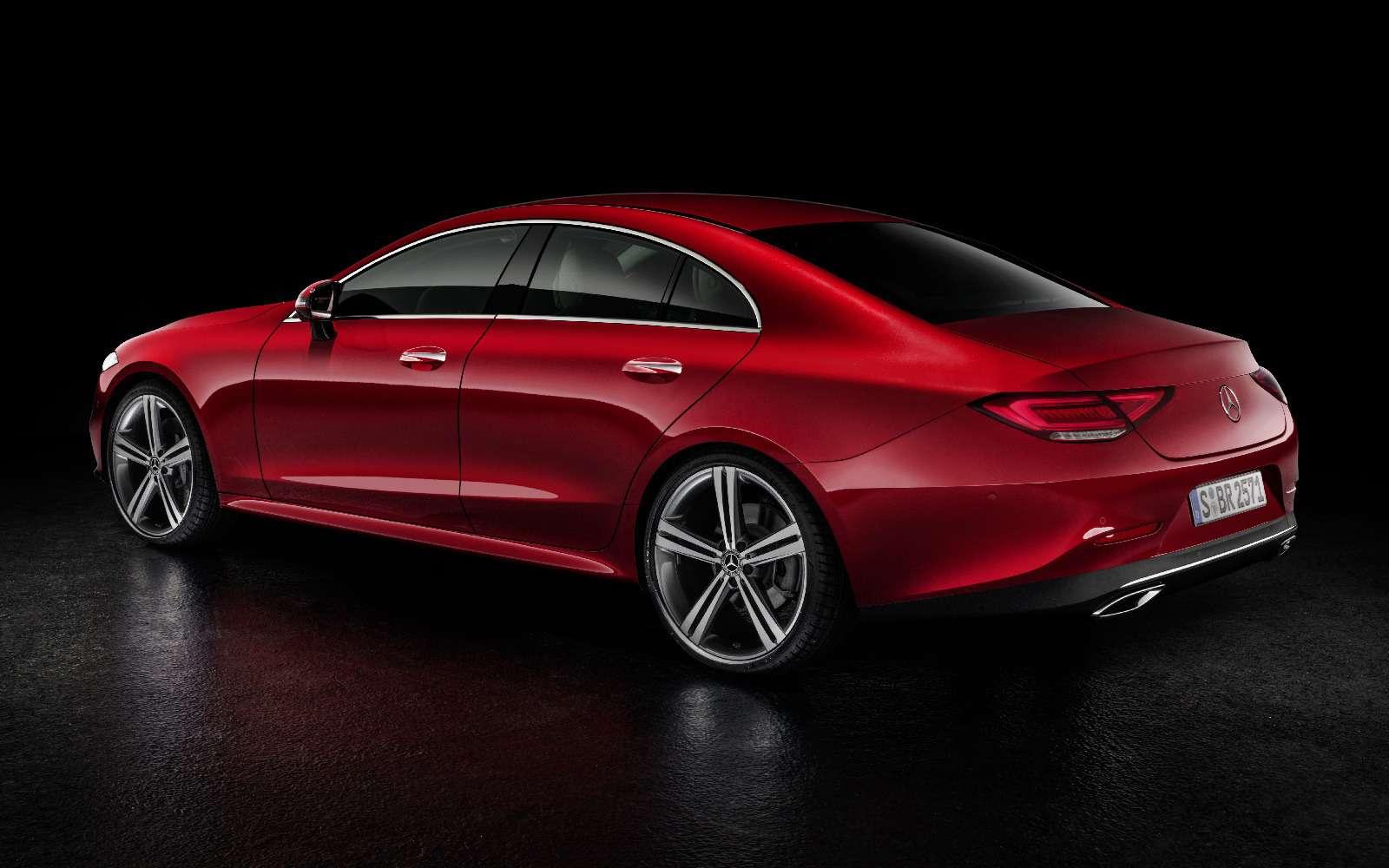 Новый Mercedes-Benz CLS: еще больше чувственности— фото 822027