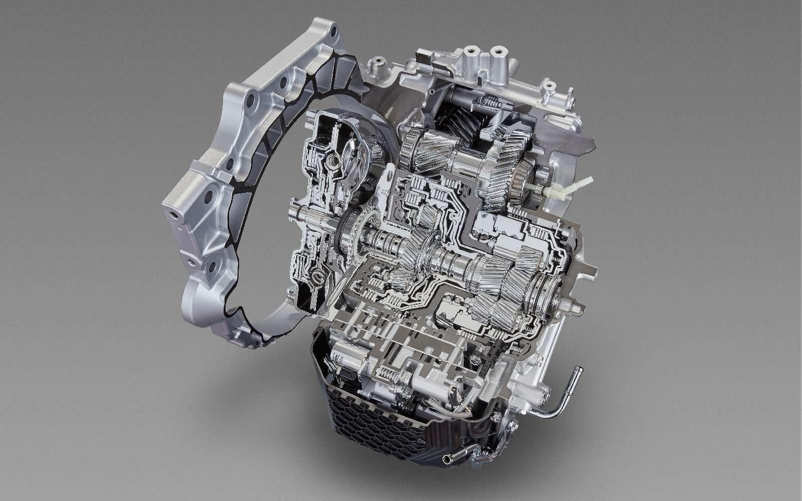 Toyota завалит рынок модульными двигателями икоробками передач— фото 674899