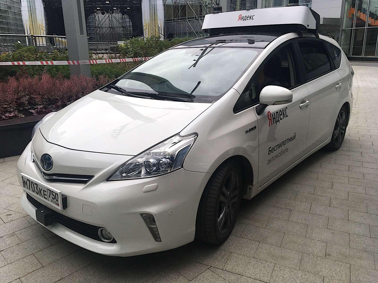 Сервисы Яндекса скоро будут вбольшинстве автомобилей— фото 796422
