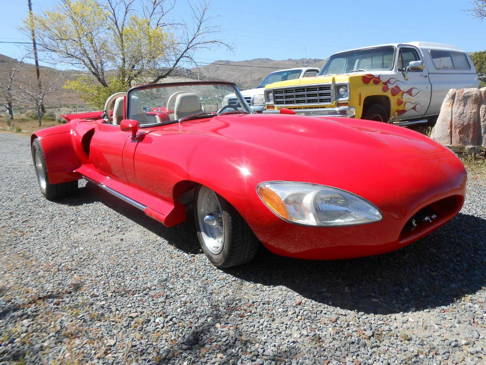 Шокирующая оригинальность: обезображенный Jaguar выставлен напродажу— фото 746611
