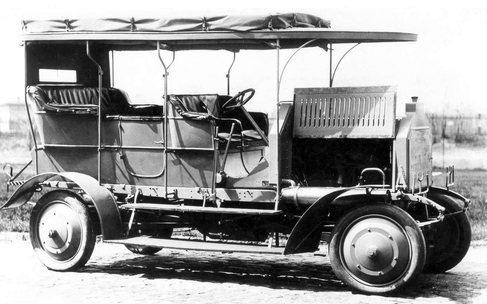 История легкового полного привода: пополной программе— фото 624724