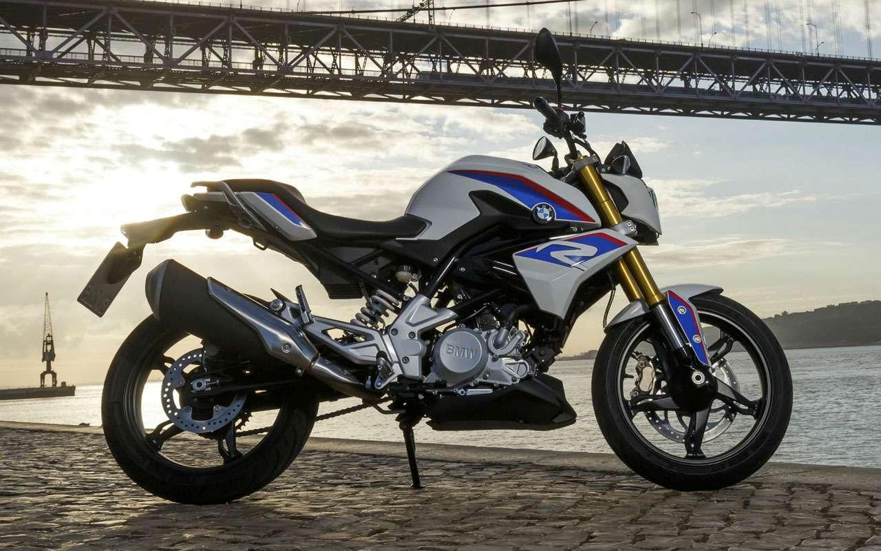 За500 тысяч именьше: 8новых мотоциклов— фото 1120376