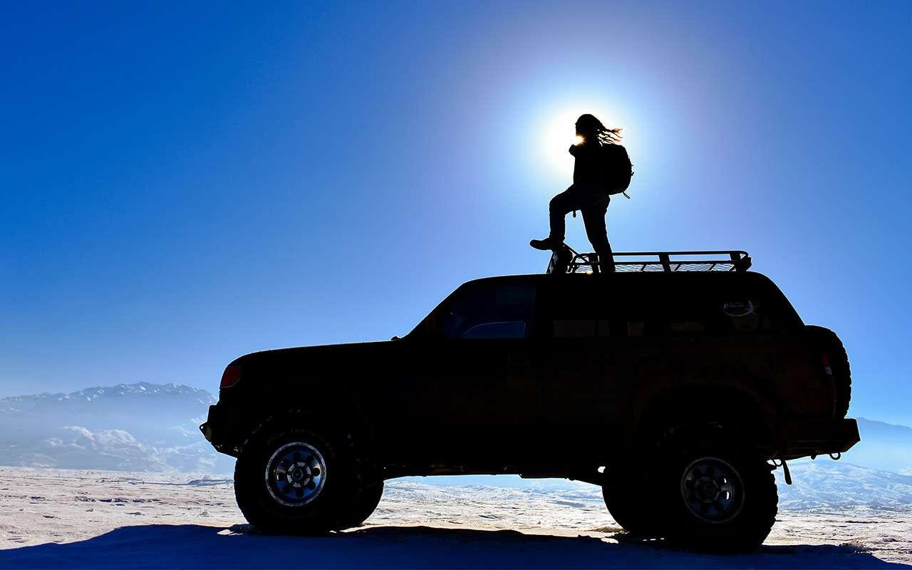 Какводителю подготовиться кдальней дороге?— фото 860252