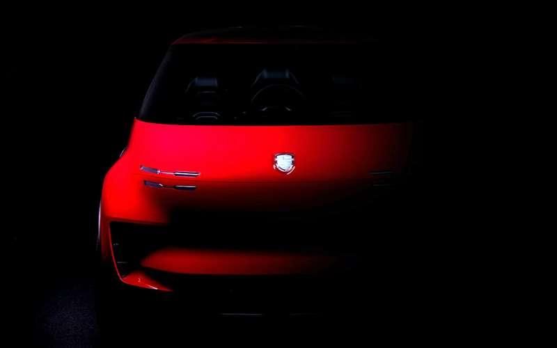 Это будет самый странный Porsche— фото новинки