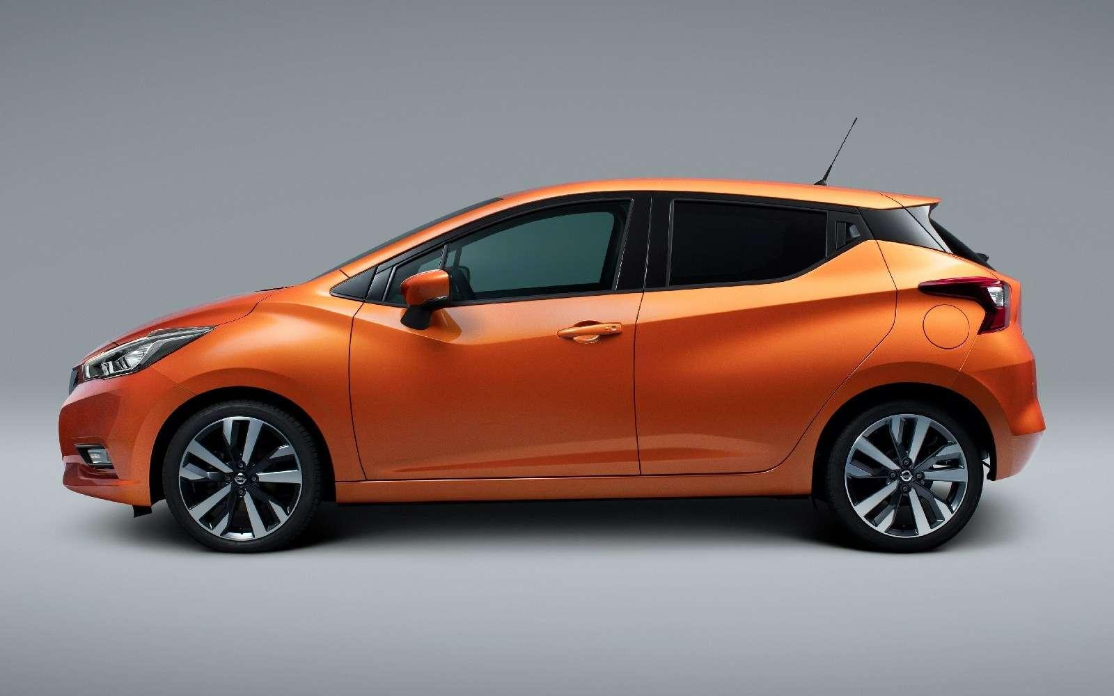 Nissan Micra породнилась с«клюшкой»— фото 641837