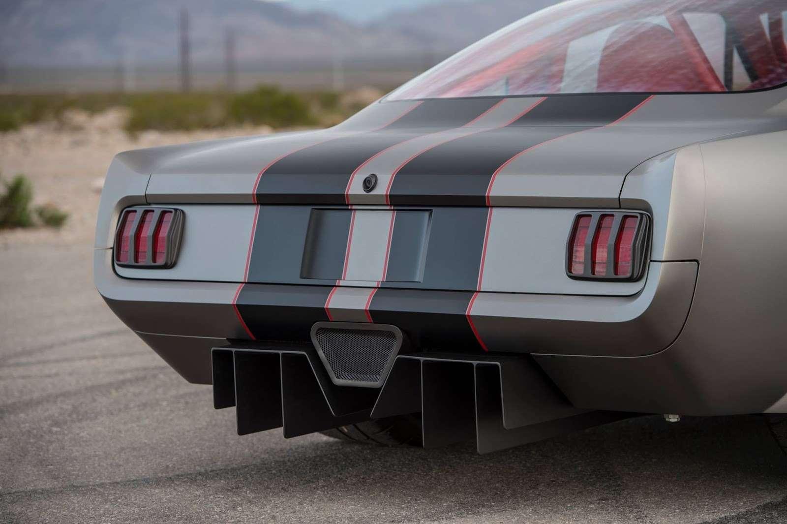 Конь Горыныч: 1000-сильный Ford Mustang стройным наддувом— фото 658599