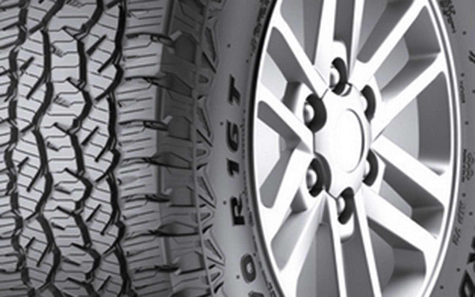 Какие шины годятся длякроссоверов?— фото 731837