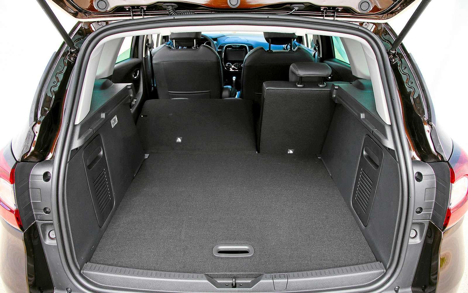 Renault Kaptur, Renault Duster, Suzuki Vitara: мода от-каптюр— фото 620007