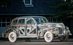 Pontiac DeLuxe Six Transparent Display Car «1939