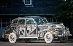 Pontiac DeLuxe Six Transparent Display Car «1939