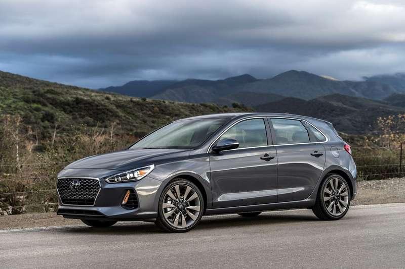 Европейское самериканским: Hyundai представила хэтчбек Elantra GT