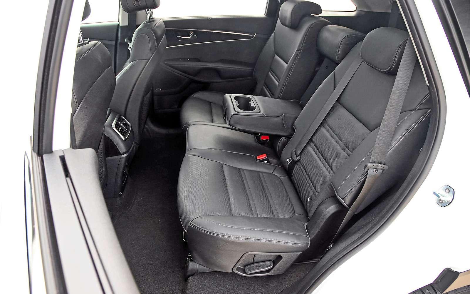 Новый Nissan Murano против конкурентов: длинные рубли— фото 691715